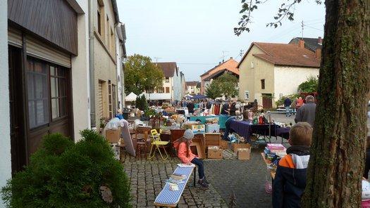 Flohmarkt Nennig